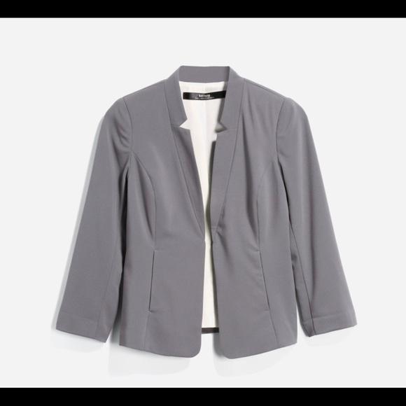Kensie notched collar blazer (XL)